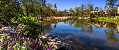 自然风景观-度假村
